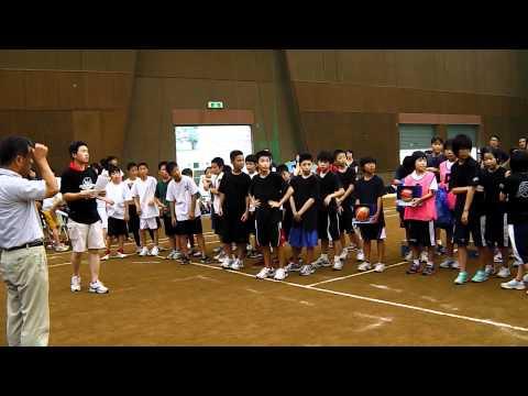 2011年7月18日ゼビオカップ会津地区予選 表彰式