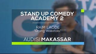 Video Orang Wakatobi - Raim Laode (SUCA 2 - Audisi Makassar) MP3, 3GP, MP4, WEBM, AVI, FLV Desember 2017