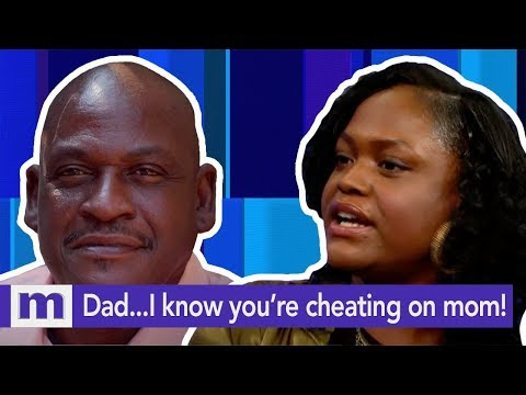Give Dad The Test...I Know He's Cheating On Mom! Monday On Maury! | The Maury Show