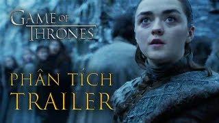 Video Game of Thrones - PHÂN TÍCH TRAILER SEASON CUỐI MP3, 3GP, MP4, WEBM, AVI, FLV Maret 2019