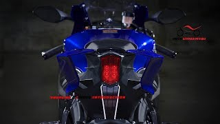 8. New 2019 YZF-R6 SuperBike 600cc 4 cylinder | 2019 Yamaha YZF R6 First Look | 2019 Yamaha Supersport