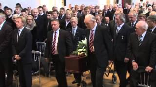 Das Begräbnis des Dave Mackay