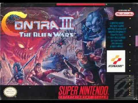 Contra 3 - OST The Final Gauntlet