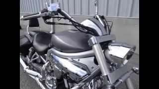 6. 2007 Hyosung GV650 Aquila Stock #9-2384 @ Diamond Motor Sports