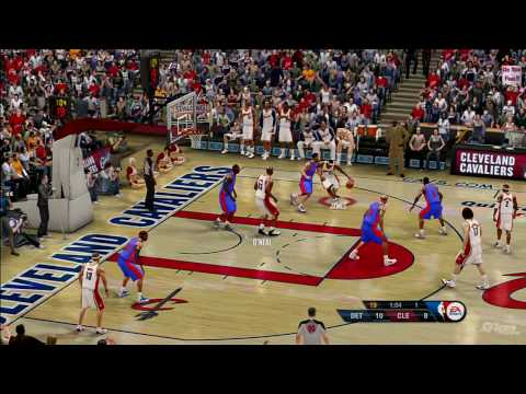 preview-NBA Live 10 Review (IGN)