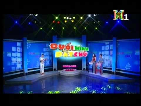 Game show Đuổi Hình Bắt Chữ ngày 23/06/2013