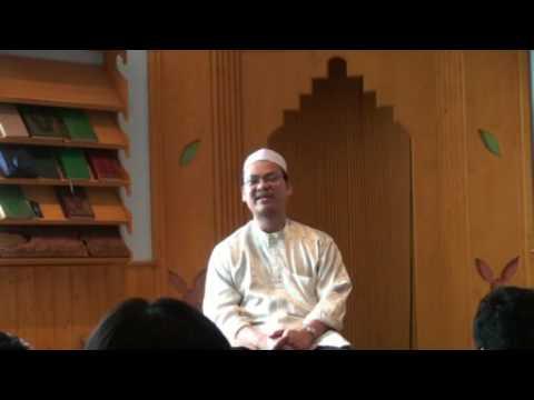 Ceramah Ustaz Zaharuddin Abdul Rahman 8/12 – Sesi soal jawab : Solat jamak