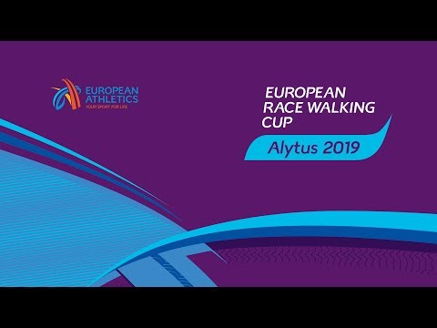 European Race Walking Cup 2019 🔴Live Broadcast