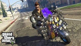 GTA 5 Online  10 Geheime Dinge im Bikers DLC ! Faggio MOD & Tipps und Tricks !  IDzock ►Mein Merch Shop: https://www.shirt-tube.de/youtuber/idzock/ ►Die Be...