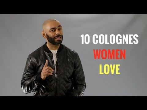 10 Colognes Women Love