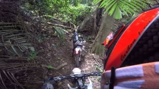 9. 2014 Husqvarna FC350   Kemensah 19 April 2015   Part 2