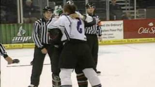February 3 highlights vs Reading Royals