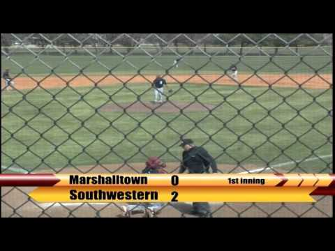 Video Replay: Baseball vs. Southwestern (3/30/2016) W, 13-9