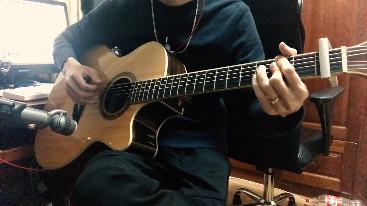 """Quên """"Khắc Việt"""" – Tùng acoustic Cover ( Quay rõ Hòa thanh + Guitar Sao Mai SA 08 )"""
