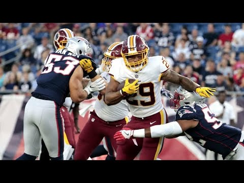 Derrius Guice RB out for the season