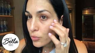 Nikki Bella reveals why she decided to have laser treatments