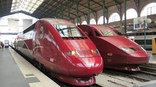 Video TGV PBA, PBKA (Thalys) & TMST, e320 (Eurostar) MP3, 3GP, MP4, WEBM, AVI, FLV Juli 2017