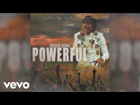 Rygin King - Powerful (Official Audio)