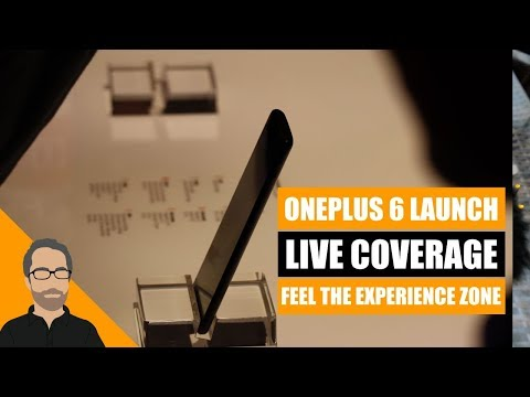 OnePlus 6 Launch: Feel the Experience Zone! #OnePlus6Launch