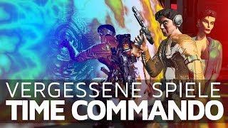 Time Commando: Prügel aus der Zukunft! - Vergessene Spiele #2