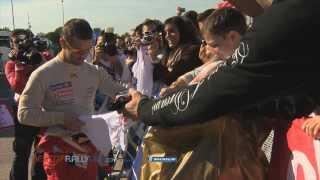 Qualifying Stage - 2012 WRC Rally de Espana - Best-of-RallyLive.com