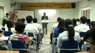 Bài phát biểu của Thầy Huỳnh Anh Dũng tại Công Ty Đào Tạo Quốc Leader Real