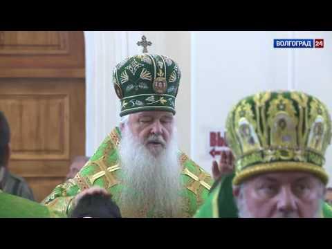 Праздничные мероприятия в честь канонизации игуменьи Арсении в Серафимовиче 13.11.2016