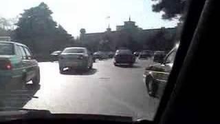 Te nan - Taxi của Trung Quốc đi điên cuồng trên phố