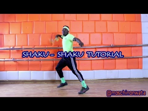 How To  Shaku Shaku Dance 2018 L ( Different Styles Tutorial )