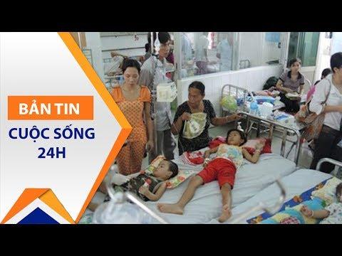 Tiền Giang: 1 người chết do sốt xuất huyết | VTC1 - Thời lượng: 47 giây.