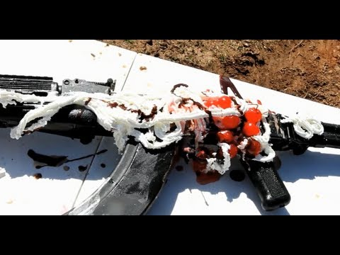 FPS Russia - AK-47 Bacon Sundae