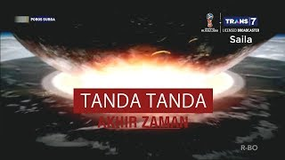 Video Tanda Tanda Akhir Zaman ~ POROS SURGA 15 April 2018 MP3, 3GP, MP4, WEBM, AVI, FLV Agustus 2018