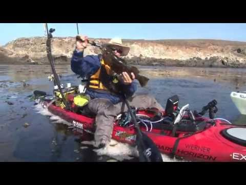 A little teaser for this sundays episode of the kayak for Youtube kayak fishing