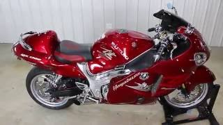 7. 2007 Suzuki Hayabusa walk around