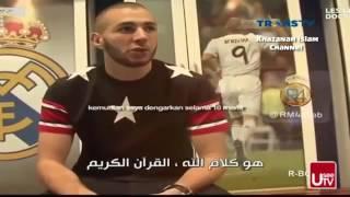 Video Pemain Bola Yang Hafal Al Quran   Berita Islami Masa Kini Transtv Terbaru 12 April 2016 MP3, 3GP, MP4, WEBM, AVI, FLV Januari 2019