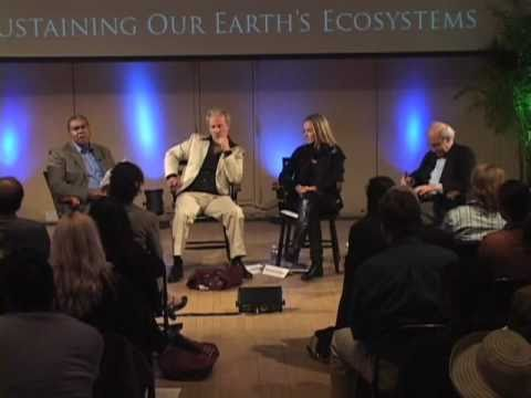Our Most Urgent Environmental Challenges: Environmental Panel