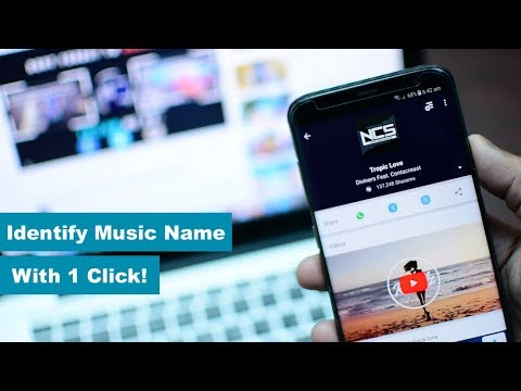 Download Shazam for Samsung Galaxy S8, S8+ and Note 8