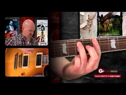 Motown Classic Funk Riff – Soul Guitar – Beginner Lesson – Guitar Tricks