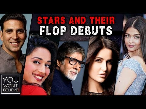 You Won't Believe - Stars And Their Flop First Mov