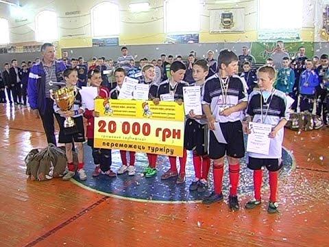 """Закінчився турнір із футзалу серед школярів на Кубок """"Урагану"""""""