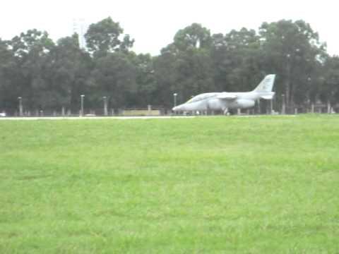 Avión AT-63 Pampa Fase II LockheedMartin...