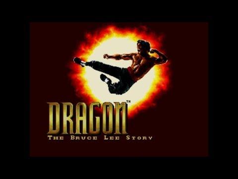 Dragon : The Bruce Lee Story Megadrive