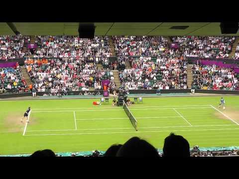 Olympics 2012: Tennis Highlights Day 4 [HD]