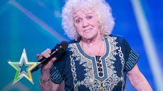 Video 81-year-old Evelyn stuns the judges | Auditions Week 1 | Ireland's Got Talent 2018 MP3, 3GP, MP4, WEBM, AVI, FLV Juli 2018