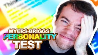 THE ULTIMATE PERSONALITY QUIZ (Myers Briggs Test)