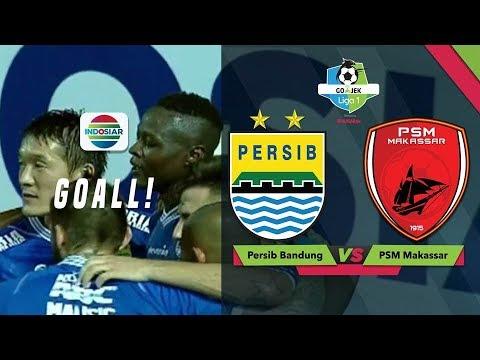 PSM Makassar (1) vs (0) Borneo FC - Full Highlight | Go-Jek Liga 1 Bersama BukaLapak