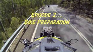 Episode 2 - Bike Preparation