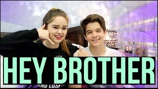 The Sibling Brother Tag with Chandler Crockett! by Chelsea Crockett