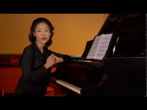 Beethoven MasterClass, Lisa Yui, Appassionata 1st Movement YTSO 2011.mov