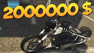 GTA ONLINE - КУПИЛ МОТОЦИКЛ ЗА 2000000$ #291